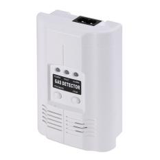 High Sensitivity LPG LNG Coal Natural Gas White Leak Detector Alarm Sensor