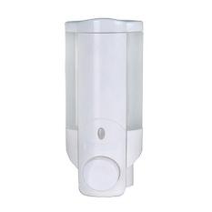 HKS 450ml Wall Mount Soap Sanitizer Shower Bath Shampoo Dispenser Bathroom Wash (Intl)