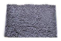 Hokki Keset Cendol Microfiber Ukuran 40x60 cm - Abu Abu