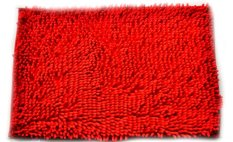 Hokki Keset Cendol Microfiber Ukuran 40x60 cm - Merah