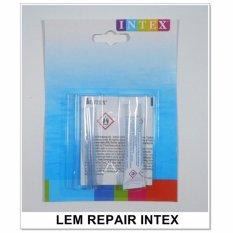Intex 59632 Lem Kasur Angin / Kolam Renang / Pelampung