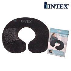 Intex 68675 Bantal Leher / Bantal Travel / Travel Pillow