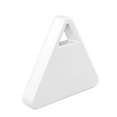 IT-07 Triangle Bluetooth Selfie Anti-lost With Retrieve Lost Item Alert (White)