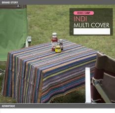Jeebel 140*110 Cm Picnic Mat Camping Tablecloth Table Cover Blanket Beach Mat Multifuntion Portable Baby Climb - Intl