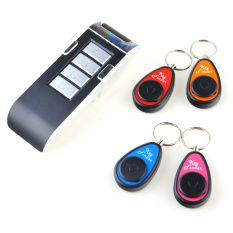 Jo.In 4 In 1 Alarm Remote Lost Key Seeker Locator Keyring 40m (Multicolor)