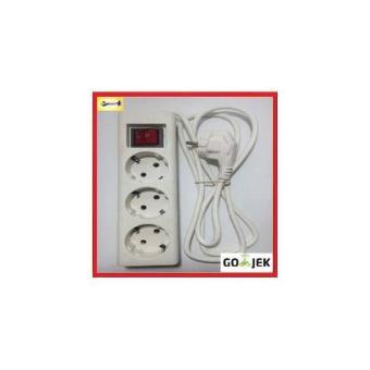 Kabel Roll Terminal / Panjang Kabel 1-5 Meter / 3 Lubang