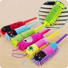 Kemoceng Microfiber Karakter Animal - duster microfiber - Kemocing Lucu / Random colour