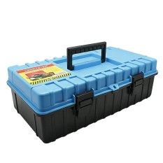Kenmaster Tool Box K 380 Tempat Penyimpanan Alat Perkakas .