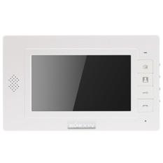 "KKMOON 7"" Video Door Phone Intercome Doorbell Remote Unlock Night Vision Rainproof Security CCTV Camera Home Surveillance TP01H-21 - Intl"