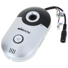 KKMOON Digital Smart 0.3 Megapixel Night Vision WiFi Wireless Video Doorbell Phone Peephole For Home Security Detection (Intl)