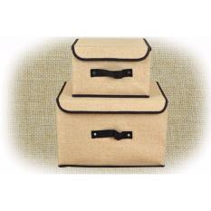 Kotak Penyimpanan Linen