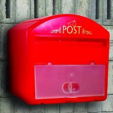 Kotak Surat Minimalis