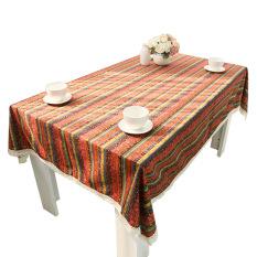 Kualitas tinggi 1 x sebuah: 48 x 38 Bohemia kain taplak meja kopi