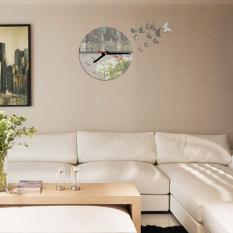 Fancytoy 1 X Dekorasi Rumah Modern Living Room Jam Dinding Kristal Source Dibetulkan .