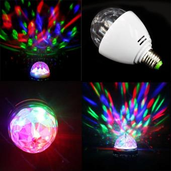 Lampu tidur kamar disco portable / Lampu kelap kelip disco LED Magic Ball Light Led Light
