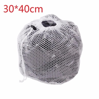 Laundry Mesh Bag Safe Washing Net Machine Washer Use Bags - intl