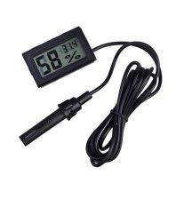 LCD Digital Thermometer Humidity Hygrometer Temp Gauge Temperature Meter