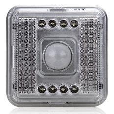 LED Light Lamp Infared PIR Sensor Motion Detector Wireless Home