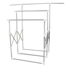 Home · Grosir Station Gantungan Baju Standing Hanger Multifunction Stand Hanger Putih; Page - 3