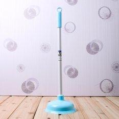 T bentuk pegangan plastik untuk memperbaiki toilet yang tersumbat warna Acak IDR 140 900 IDR140900 View