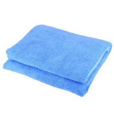 LT365 Fashion Microfiber Super Absorbent Magic Bathrobe Bath Towel - Blue (Intl)