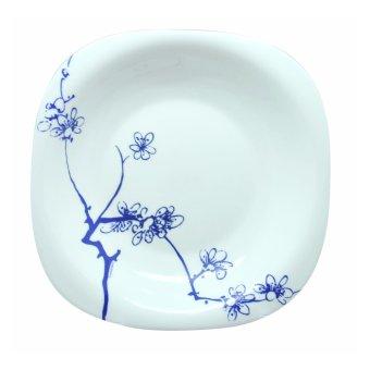 Luminarc Carine Ming Blue Piring Sup 23cm - Biru
