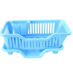 Lvzhi Dish Racks Utensils Kitchen Dishes Draining Rack Storage Racks - Intl