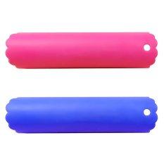 Magic Silicone Peeling Garlic Peeler Helper Useful Kitchen Tool Gadgets Random Color (Intl)