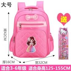 Mahasiswa gadis gadis anak tas ransel tas sekolah