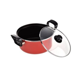 Harga Maxim Valentino Set 2 Pcs Lapisan Teflon Rumah Tangga Source · Maspion Dutch Oven 20cm
