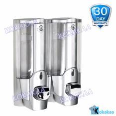 Maxxio Dispenser Sabun type 211 Silverchrome Paket 2 Pcs