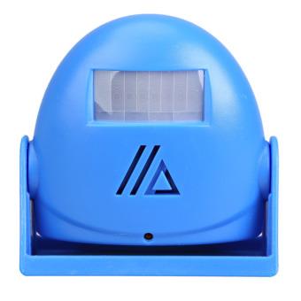 MEGA 16 Songs Blue Wireless Induction Welcome Motion Sensor DoorbellDoor Bell