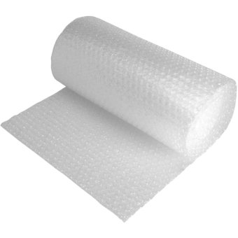 Mitra Loka - Bubble Wrap 200 x 125cm Plastik Gelembung Packing - Transparan