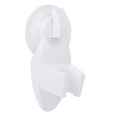 Mop Broom Suction Cup Holder Wall Vacuum Hanger House Organizer Storage White