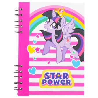 My Little Pony Note Books Spiral Style 4