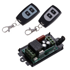 220.10.1 Channel Wireless Relay Remote Control Switch RF 315MHz (Intl)
