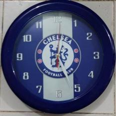 Ogana Clock - Jam Dinding Gambar Cartoon chelsea