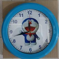 Ogana Clock - Jam Dinding Gambar Cartoon doraemon