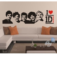 One Direction 3D Wall Quote Decal Room Boys Sticker decor Vinyl art Large Kids Teens [NF]