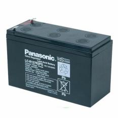 Panasonic Accu Kering VRLA 12v 7.2ah untuk UPS Aki - LC-V127R2NA