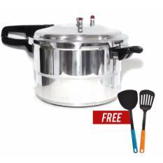 Panci Presto Trisonic Preasure Cooker - 8 L + Free Spatula