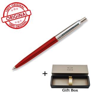 Parker Pulpen JT Ball Pen Medium / Parker Jotter - Merah