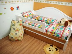 Petite Elle Kids Sprei Set Anak Bedding Miss Kitty