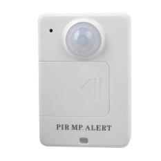 PIR MP.Alert Infrared Sensor Alarm Anti-theft Motion Detection GSM Alert - White (Intl)