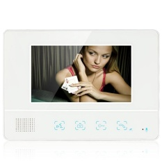 Portable Night Vision Doorphone Video Doorbell Anti-disturbance for Security - intl