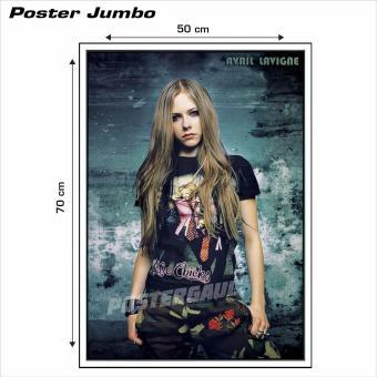 Poster jumbo: Avril Lavigne #10 - 50 X 70 cm