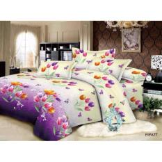 QuincyHome Savina Sprei Small Single 120 x 200 - Putih