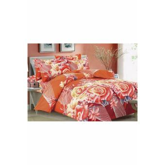 QuincyHome Sprei King 180 x 200 - Genesis