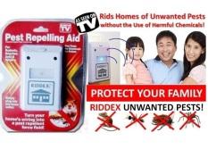 VIVIAN - Riddex Pest Controller Merah / Alat Pengusir TIKUS Dan KECOA