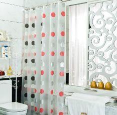 Room Decor Premium Shower Curtain - Tirai Shower Premium - SL9030